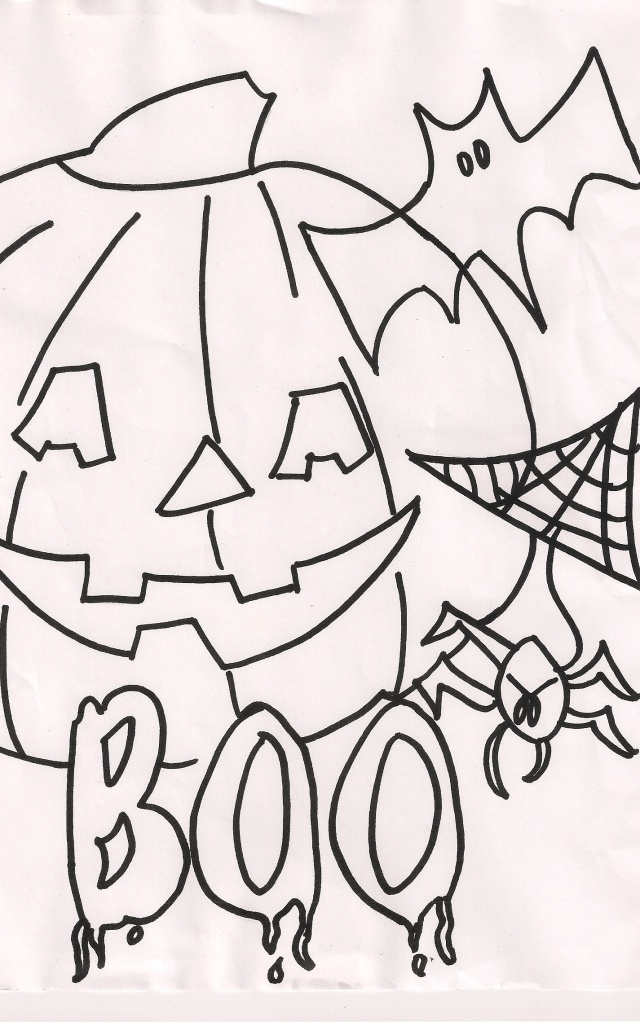 Safety emma 39 s children for Halloween safety coloring pages free